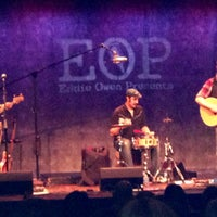 Photo taken at Eddie Owen Presents at Red Clay Theatre by Michelle L. on 4/13/2013