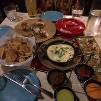 Photo taken at Machete Tequila + Tacos by Gregory S. on 10/19/2014