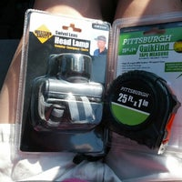 Photo taken at Harbor Freight Tools by Traci S. on 8/23/2014
