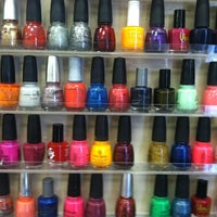 Photo taken at Paradise Nails by Robert Z. on 2/16/2013