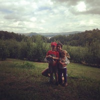 Photo taken at Stepp Apple Orchard by Justin W. on 9/23/2013