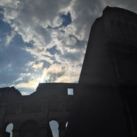 Photo taken at HQH Colosseo by Marina on 7/11/2014