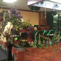 Photo taken at R.K.G. New Orleans Cajun Po-Boy Restaurant by david f. on 4/7/2013