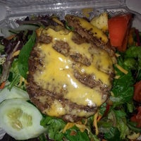 Photo taken at American Roadside Burgers by david f. on 9/27/2013