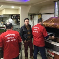 Photo taken at Kardeşler Sofrası by Ergul K. on 2/3/2016