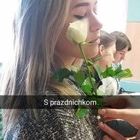 Photo taken at Rēzeknes valsts poļu ģimnāzija by Вика Р. on 3/8/2017