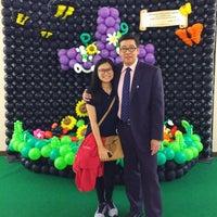 Photo taken at Gereja Kemah Tabernakel (Tabernacle Family) by Vrisella S. on 3/28/2016