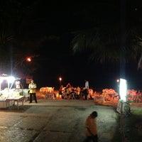 Photo taken at Lost Horizon Beach Dive Resort by Kristine G. on 2/19/2013