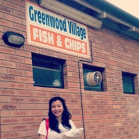Photo taken at Greenwood Fish And Chips by Hana S. on 2/12/2013
