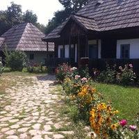 "Photo taken at Muzeul Național al Satului ""Dimitrie Gusti"" by Luana R. on 7/20/2013"