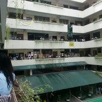 Photo taken at University of Cebu - Banilad Campus by Clifford E. on 9/18/2012