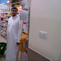 Photo taken at Spinneys by TALAL A. on 9/1/2013