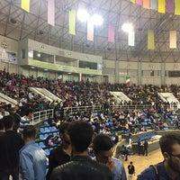 Photo taken at Al-ghadir Sport Complex | مجموعه ورزشی الغدیر by Behnam G. on 5/21/2017