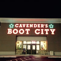 Photo taken at Cavenders Boot City by OJ B. on 4/2/2016