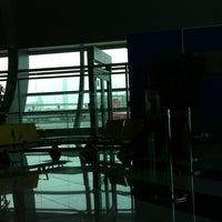 Photo taken at Gate C1 by Alina on 1/8/2013