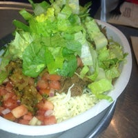Photo taken at Chipotle Mexican Grill by James B. on 12/16/2013