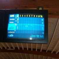 Photo taken at Torhout Bowling Center by Femke D. on 2/10/2016
