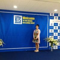 Photo taken at Korea International School by Jane R. on 6/5/2013