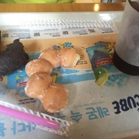 Photo taken at DUNKIN' DONUTS by Woojin L. on 6/28/2015