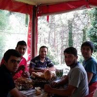 Photo taken at anasız mangal karahıdırlı by Adem Y. on 5/22/2016