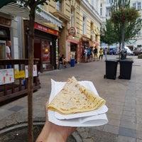 Photo taken at Dobrotky Palačinky by Radka F. on 7/8/2017
