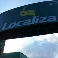 Photo taken at Localiza Rent a Car by Chaval . on 2/27/2013