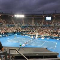 Photo Taken At Sydney Olympic Park Tennis Centre By Lauren D On 1 11