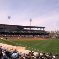 Photo taken at Victory Field by Daniel M. on 4/21/2013