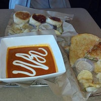 Photo taken at Melt Down Grilled Cheese by Rob D. on 10/28/2012