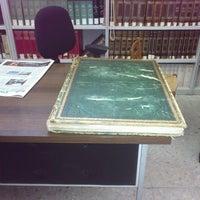 Photo taken at Biblioteca Zelantea by Claudia M. on 1/28/2014