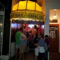 Photo taken at Smallest Bar by Amy on 12/3/2012