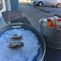 Photo taken at Clausen Oysters by Amy on 8/31/2017