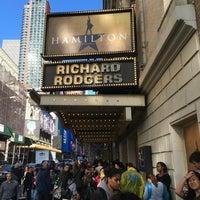 6/8/2016にSteve P.がRichard Rodgers Theatreで撮った写真