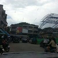Photo taken at Phatthalung Market by kpzaz P. on 7/17/2014