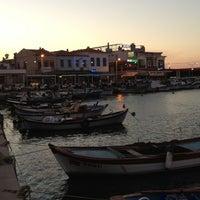 8/5/2013 tarihinde Karaoglan T.ziyaretçi tarafından Yengeç Restaurant'de çekilen fotoğraf