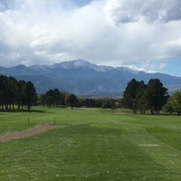 Photo taken at Colorado Springs Country Club by Dan S. on 10/6/2016