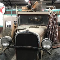 Photo taken at Route 66 Museum by Mike R. on 5/9/2017