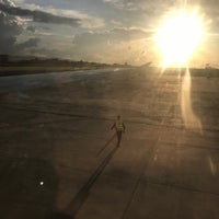 Photo taken at Gate 11 by Mike R. on 1/12/2018