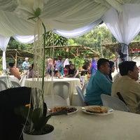 Photo taken at Sg. Congkak Waterfall by muhammad t. on 12/5/2015