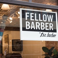 Photo taken at Fellow Barber by James L. on 10/16/2015