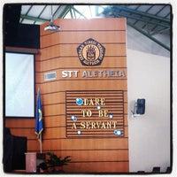 Photo taken at Auditorium STT Aletheia by Stefany G. on 6/30/2013