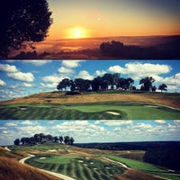 Photo taken at The Pete Dye Course at French Lick by Brian C. on 6/29/2016
