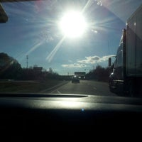 Photo taken at Interstate 85 Exit 154 by LaShana S. on 11/27/2013
