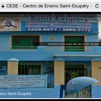 Photo taken at centro educacional saint exupery - O pequeno principe. by Johny B. on 6/14/2015