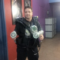 Photo taken at Laser Quest by Jeff G. on 1/26/2014