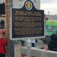 Photo taken at Selma, AL by Ms. G. on 3/8/2015