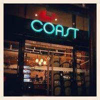 Photo taken at Coast Restaurant by Jorge D. on 12/4/2012
