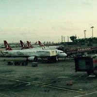 Photo taken at International Terminal Departure by Servet A. on 7/9/2015