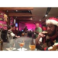 Photo taken at BOKA Restaurant + Bar by Travis W. on 12/5/2012