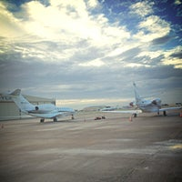 Photo taken at Atlantic Aviation (HOU) by ArtJonak on 4/28/2013